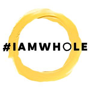 #IAMWHOLE Logo